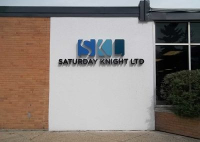 Saturday Knight LTD