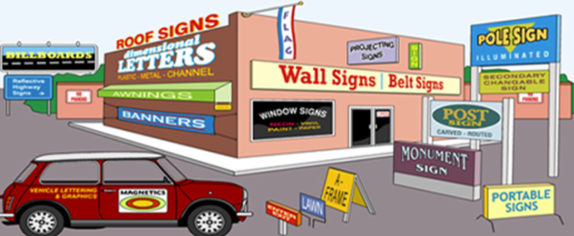 Sign Types