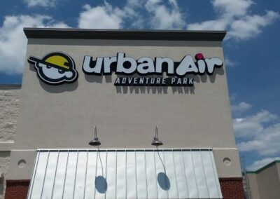 Urban Air Adventure Park store front