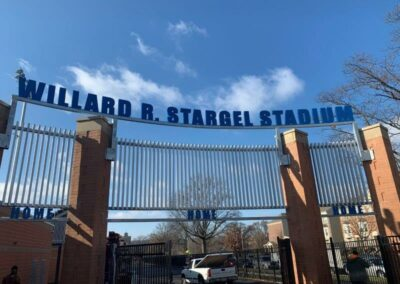 Willard R. Stargel Stadium outdoor front
